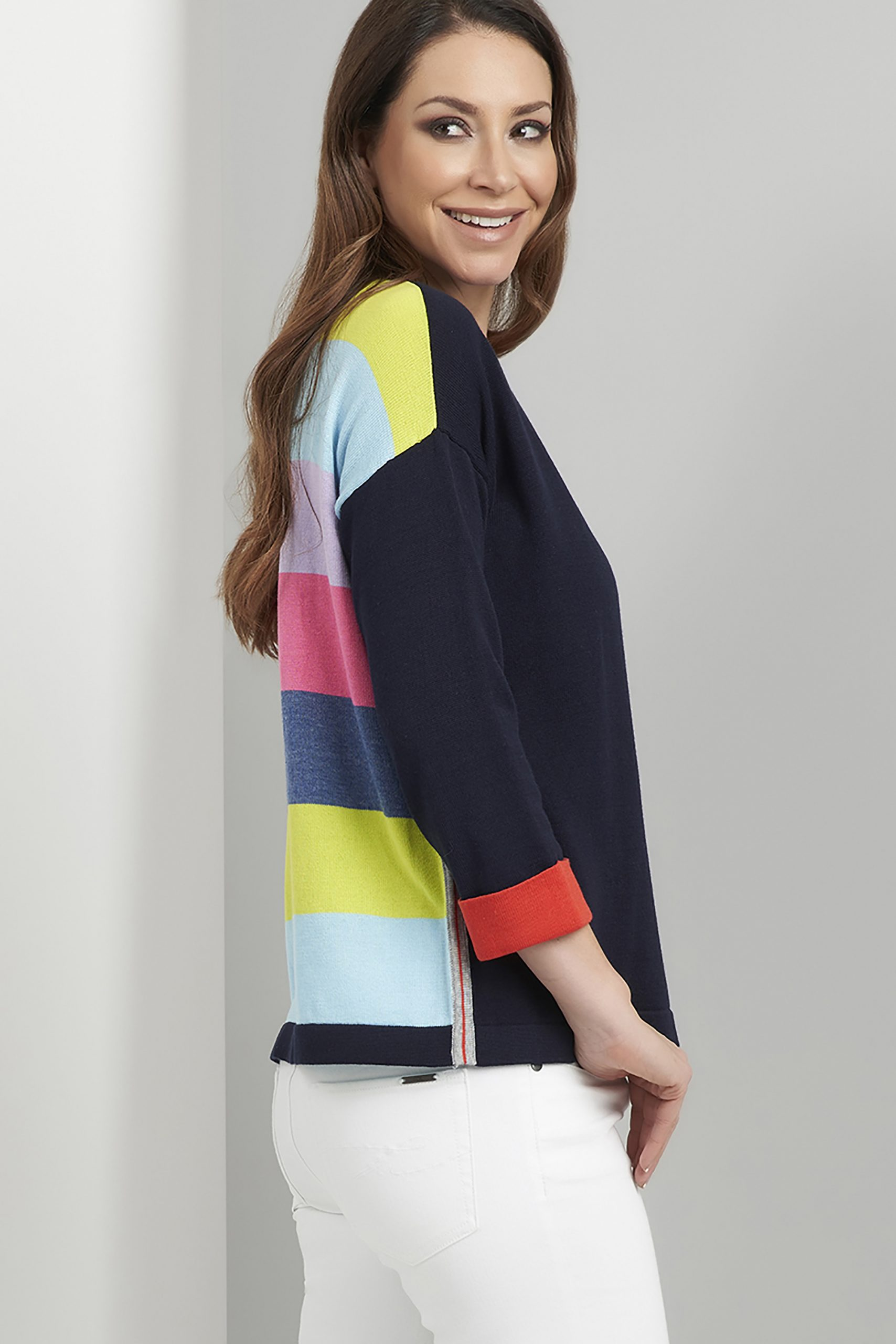 Right on Hue Sweater