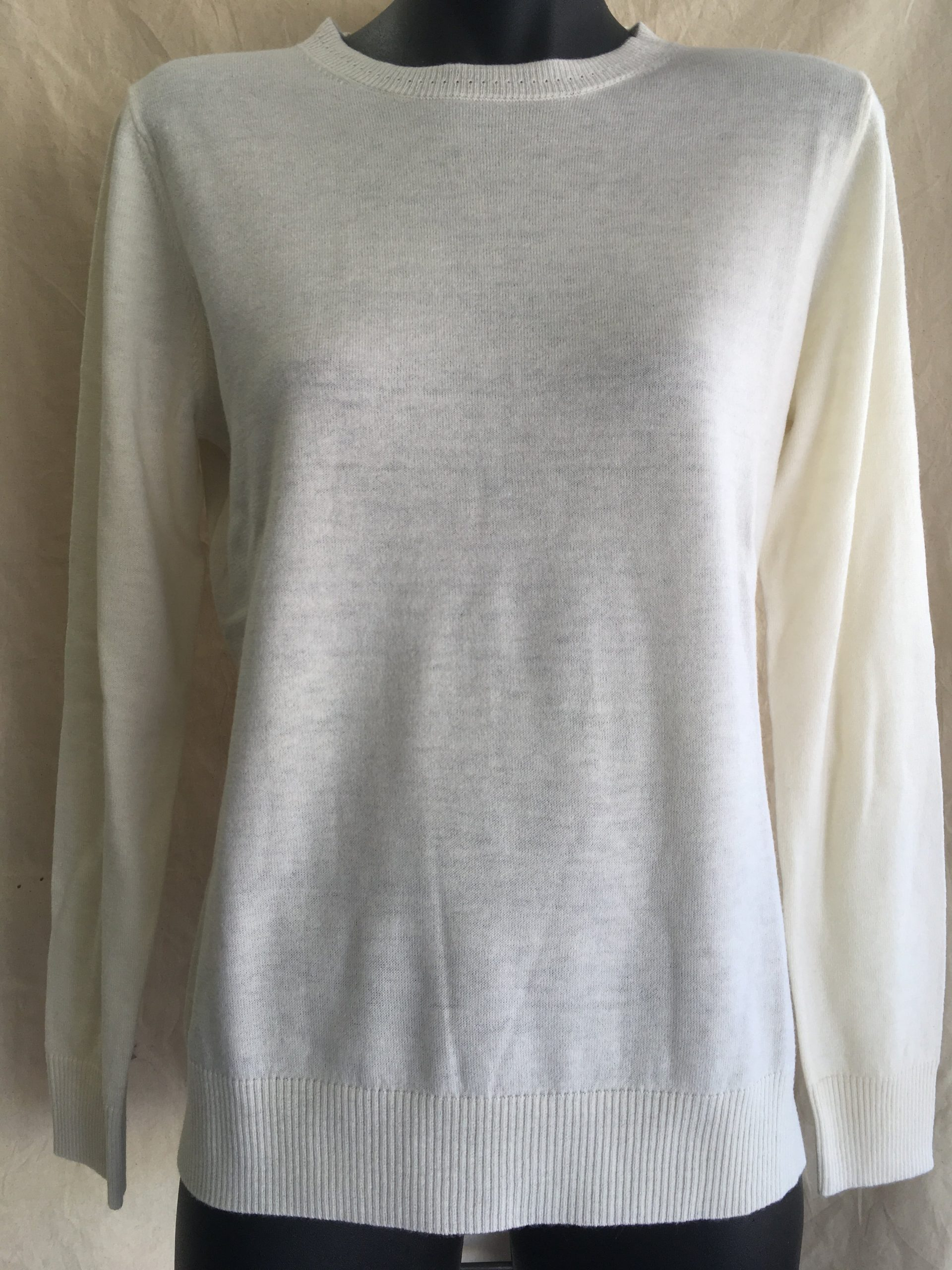 Merino Jumper Cream